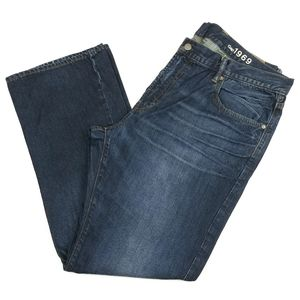 Gap Rockaway Boot Cut Jeans Size 40 x 32